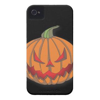カボチャブラックベリーのはっきりしたな箱 Case-Mate iPhone 4 ケース