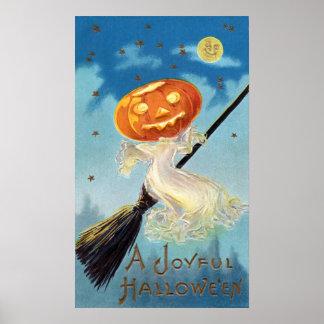 カボチャ幽霊の魔法使い ポスター