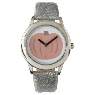カボチャ時間 腕時計