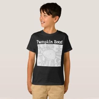 カボチャ馬蝿の幼虫 Tシャツ