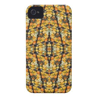 カボチャ、南瓜およびひょうたん-抽象芸術 Case-Mate iPhone 4 ケース