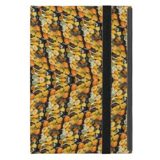 カボチャ、南瓜およびひょうたん-抽象芸術 iPad MINI ケース