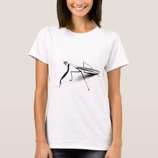 カマキリのコレクションを祈ること Tシャツ