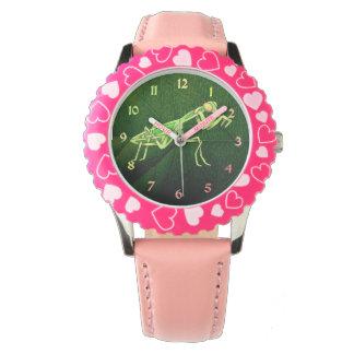 カマキリ 腕時計