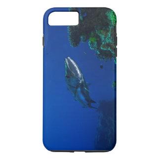 カマスのグレート・バリア・リーフの珊瑚海 iPhone 8 PLUS/7 PLUSケース