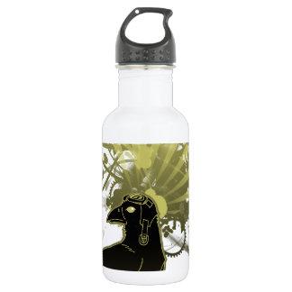 カミカゼのワタリガラス ウォーターボトル