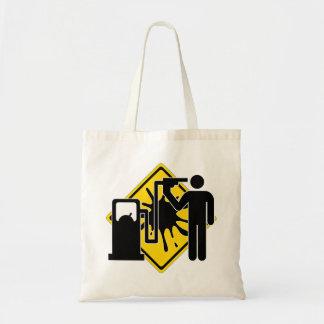 カミカゼの燃料の常習者 トートバッグ