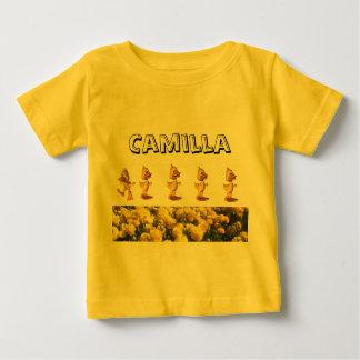 カミラ ベビーTシャツ