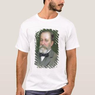 カミーユの聖者Saens 1903年のポートレート Tシャツ