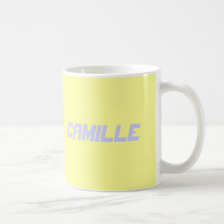 カミーユ コーヒーマグカップ