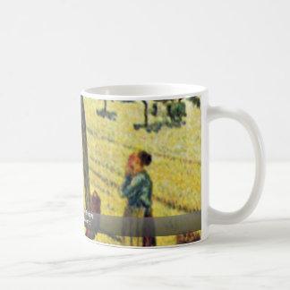 カミーユ・ピサロ著EragnyのAppleの収穫、 コーヒーマグカップ