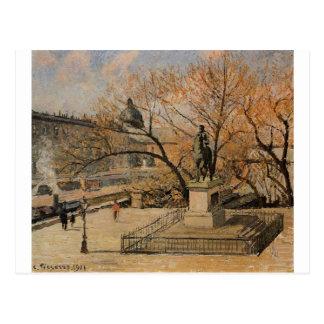 カミーユ・ピサロ著Pont Neuf ポストカード
