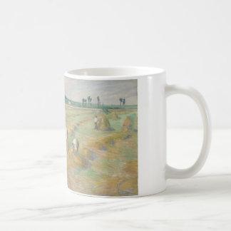 カミーユ・ピサロ-収穫 コーヒーマグカップ