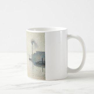 カミーユ・ピサロ-島Lacroix、ルーアン コーヒーマグカップ