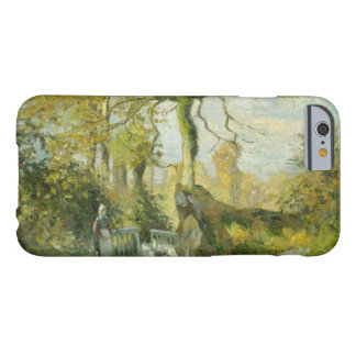 カミーユ・ピサロ- Montfoucaultのガチョウの女の子 Barely There iPhone 6 ケース