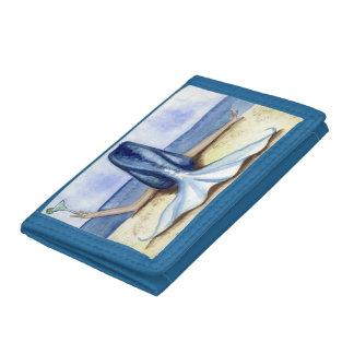 カミーユGrimshawのビーチのマルガリータの人魚の財布