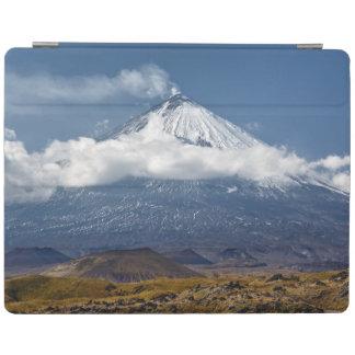 カムチャツカ半島の活火山Klyuchevskaya Sopka iPadスマートカバー