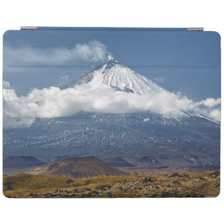 カムチャツカ半島の活火山Klyuchevskaya Sopka iPad カバー