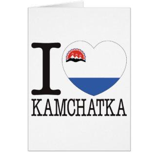 カムチャツカ半島愛v2 カード
