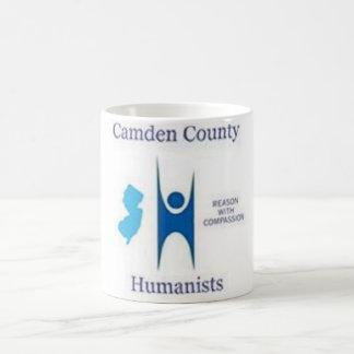 カムデン郡のヒューマニストのマグ コーヒーマグカップ
