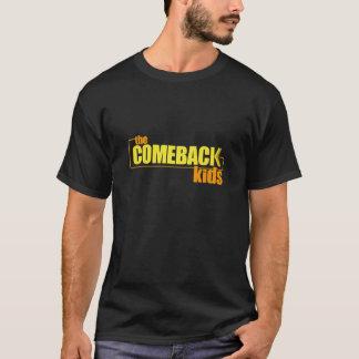 カムバックはメンズのワイシャツをからかいます Tシャツ