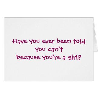 カムフラージュのアーチェリーの女の子-ブロンドの女性 カード