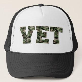 カムフラージュの獣医の帽子 キャップ