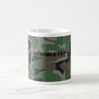 カムフラージュの見えないコーヒーカップ コーヒーマグカップ