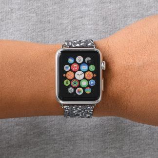 カムフラージュの雪パターンAppleの時計バンド Apple Watchバンド