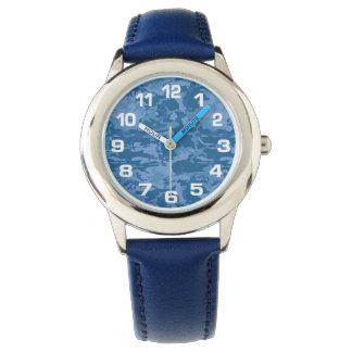 カムフラージュパターン腕時計 腕時計