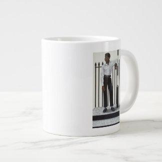 カムフラージュ1978年 ジャンボコーヒーマグカップ