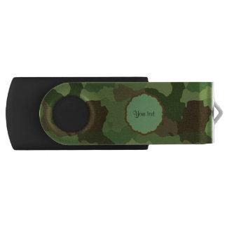 カムフラージュ USBフラッシュドライブ
