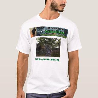 カムフラージュX Tシャツ