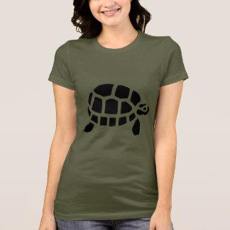 カメのカメ Tシャツ