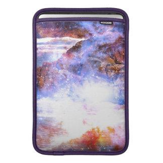 カメのビーチの魔法 MacBook スリーブ