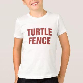 カメの塀 Tシャツ