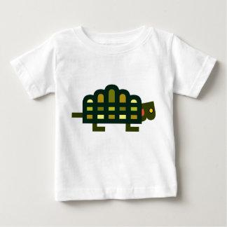 カメの幼児T ベビーTシャツ