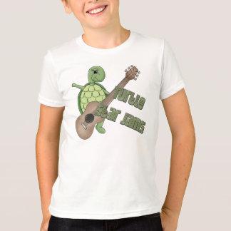 カメの星の込み合い Tシャツ
