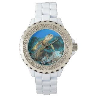 カメの組 腕時計