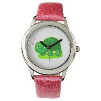 カメの腕時計 腕時計