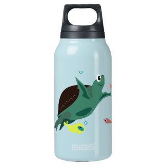 カメの自由 断熱ウォーターボトル