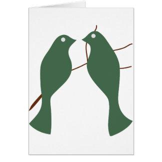 カメの鳩 カード
