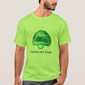 カメはクールです! Tシャツ