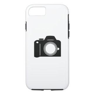 カメラのピクトグラムのiPhone 7の場合 iPhone 8/7ケース