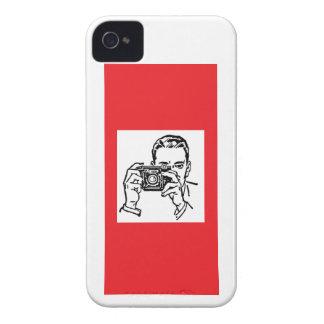 カメラの人 Case-Mate iPhone 4 ケース