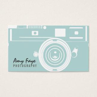 カメラの名刺|の写真撮影 名刺