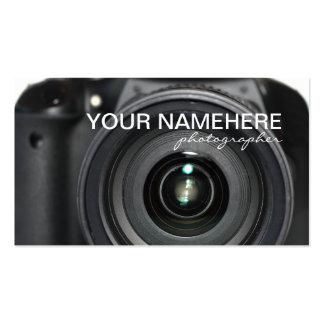 カメラの名刺 スタンダード名刺