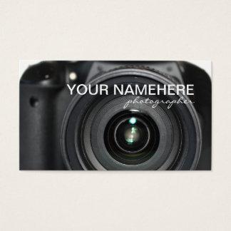 カメラの名刺 名刺