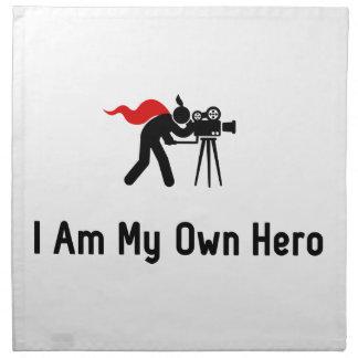 カメラの英雄 ナプキンクロス