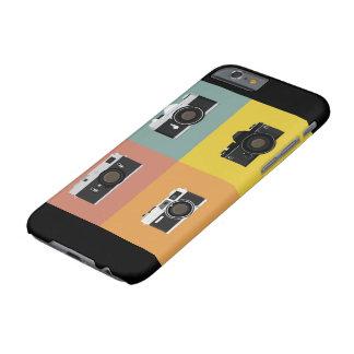 カメラの電話箱 BARELY THERE iPhone 6 ケース